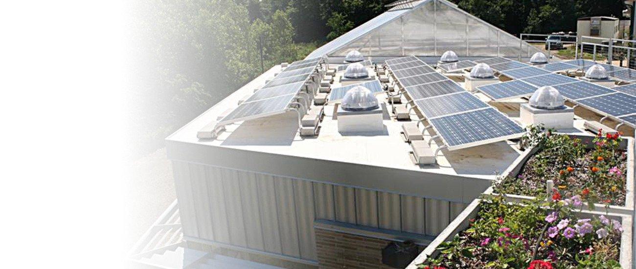 Dosáhněte na akreditaci LEED® se systémy Solatube denní světlovody