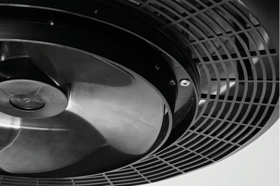 Motor RM 2400 je absolutní špička výkonu mezi ventilátory.